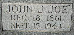 """Johann Joseph """"Joe"""" Becker"""
