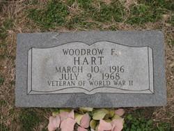 "Woodrow Francis ""Frank"" Hart"