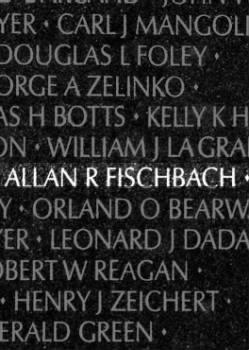 LCpl Allan Russell Fischbach