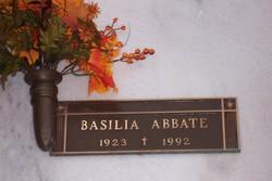 Basilia Abbate