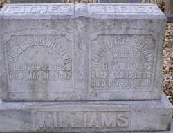 Erasmus Hill Williams