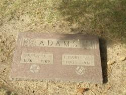 Elsie E. <I>Lacy</I> Adams