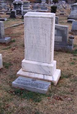 Benjamin Asbury Clements