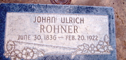 John Ulrich Rohner