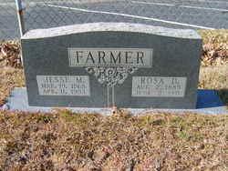 Jesse M. Farmer