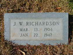 Johnie Wilson Richardson