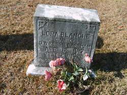 Lora Blanche Bassham