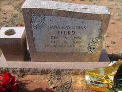 Diana Kay <I>Goins</I> Efurd