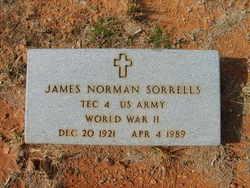 James Norman Sorrells