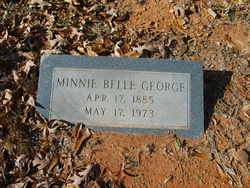 Minnie Bell George
