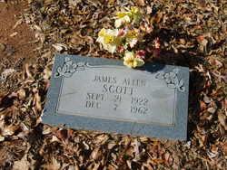 James Allen Scott