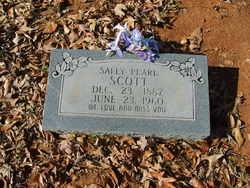 Sally Pearl Scott