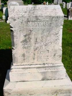 Mary B <I>Greenland</I> Baker