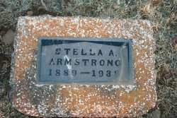Stella A <I>Lucas</I> Armstrong