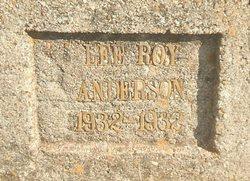 Lee Roy Anderson