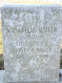 V Isabelle Miller