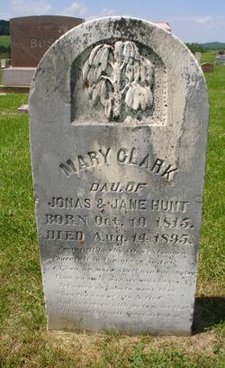 Mary Clark Hunt