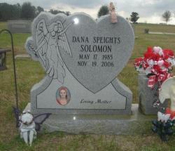 Dana <I>Speights</I> Solomon