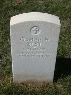 Osmar W Best