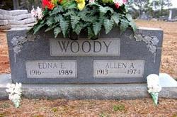 Edna Elizabeth <I>Tunstill</I> Woody