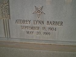 Audrey Lynn <I>Barber</I> Jones