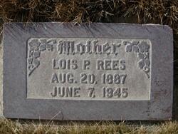 Lois Henrietta <I>Porter</I> Rees