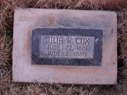Julia Rachel Cox