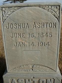 Joshua Ashton