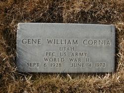 Gene William Cornia