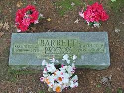 Maurice L. Barrett