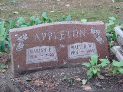 Marian E. Appleton