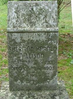 Sherman Harold Allison