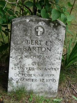 Bert Ellis Barton