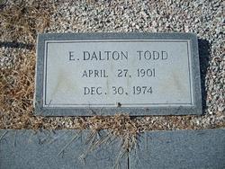 Edward Dalton Todd
