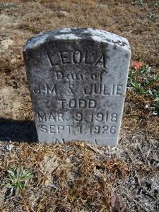 Leola Todd