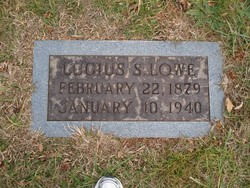 Lucius Smith Lowe