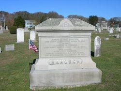 Elizabeth Mary <I>Burdick</I> Babcock