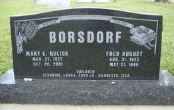 Mary Elizabeth <I>Gulick</I> Borsdorf