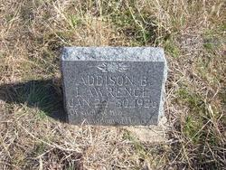 Addison B. Lawrence