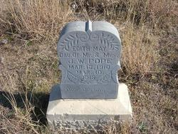 Edith May Pope