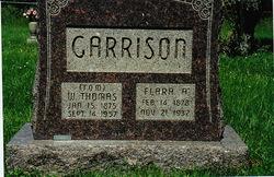 Flora Alice <I>Martin</I> Garrison