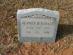 Aubrey B. Barker