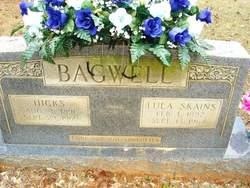 Lula M <I>Skains</I> Bagwell