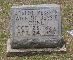 Adaline Amanda <I>Mershon</I> Cone