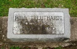 "Wilhelm ""Will"" Treuthardt"