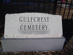 Gulfcrest Baptist Church Cemetery