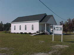 Camp Branch Original Free Will Baptist Church Ceme