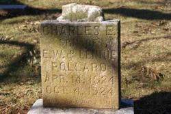 Charles E Pollard