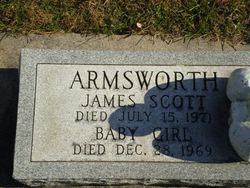 Baby Girl Armsworth
