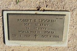 Robert E Sjogren